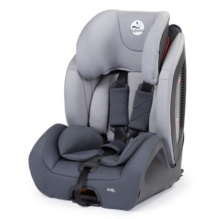 Автомобильное кресло Mr Sandman AXEL 9-36 кг Серый/Бежевый - фото 65423