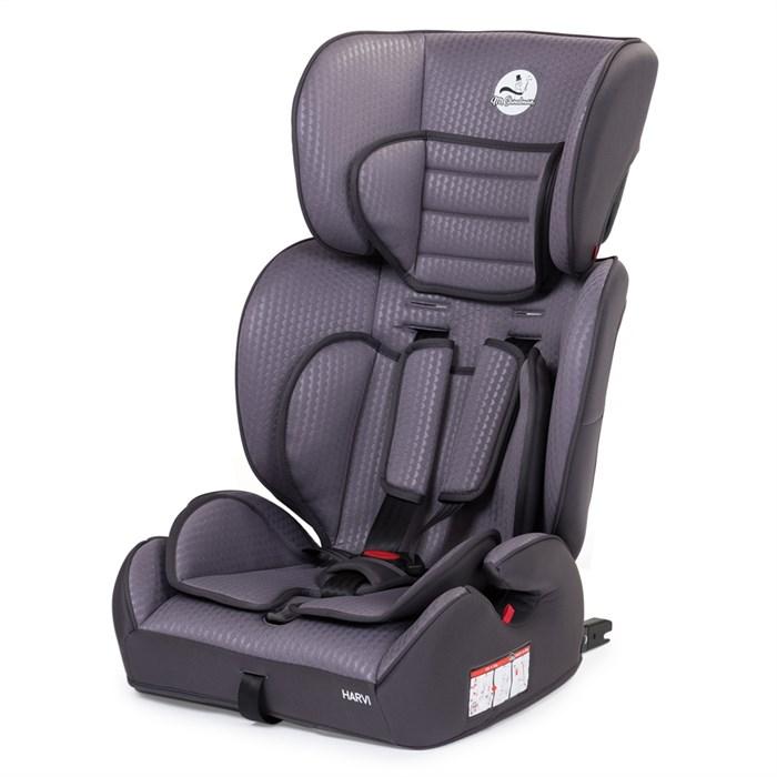 Автомобильное кресло Mr Sandman HARVI 9-36 кг Серый/Графит - фото 65443