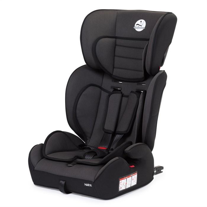 Автомобильное кресло Mr Sandman HARVI 9-36 кг Черный/Серый - фото 65453