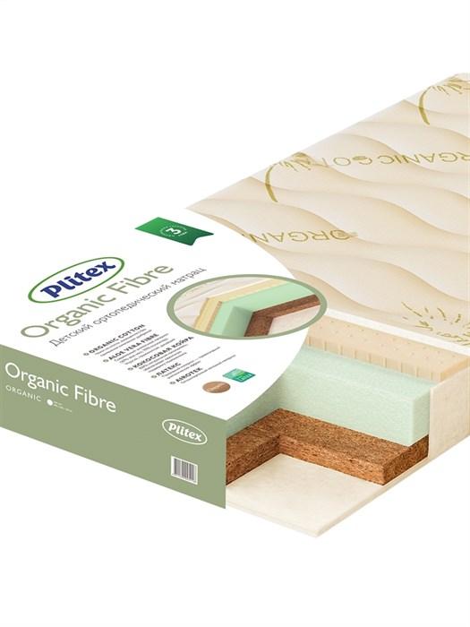 Матрац детский Plitex Organic Cotton Fibre 1190Х600Х120 - фото 66868