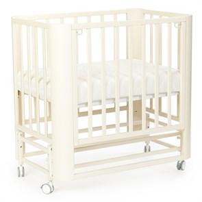 Кровать приставная Mr Sandman SANDEE Ваниль