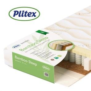 Матрац детский Plitex Bamboo Sleep 1190х600х140 мм