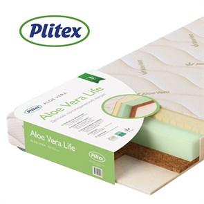 Матрац детский Plitex Aloe Vera Life 1190х600х110 мм