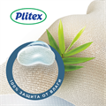 Наматрасник непромокаемый Plitex Bamboo Waterproof Lux Oval 1250х650 - 750х80 - 120 мм - фото 66771